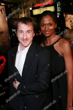 Stock Picture of Kurt Johnstad with Karen Alexander