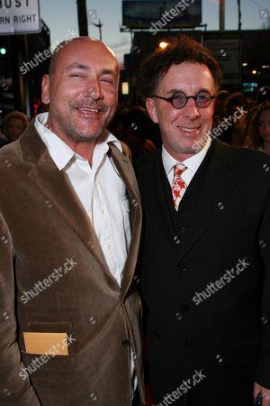 Producers Gianni Nunnari and Mark Canton