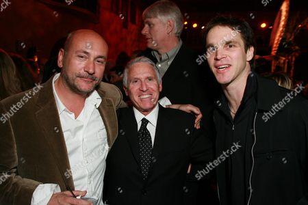 Gianni Nunnari, Dan Fellman & Luc Robitaille