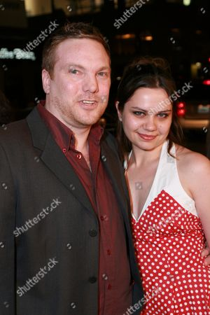 Andrew Tiernan and wife