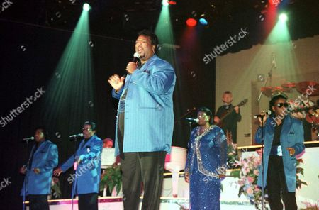 Editorial photo of PAN THE PLATTERS, BRANSON, USA