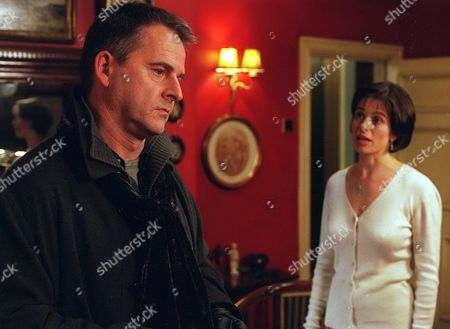 'An Evil Streak' - Trevor Eve and Rosalind Bennett. - 1999