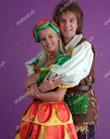 'Jack and the Beanstalk' - Denise van Outen and Neil Morrissey - 1998