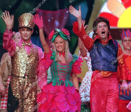 'Jack and the Beanstalk' - Julian Clary, Denise van Outen and Neil Morrissey - 1998