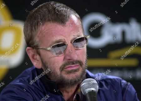 STARR At a news conference, in New York, Ringo Starr announces his All Starr Band's Connections Tour 2000. The sixth All Starr band's lineup includes Cream bassist and lead singer Jack Bruce, The Raspberries' Eric Carmen, guitar virtuoso and songwriter Dave Edmunds, multi-instrumentalist Mark Rivera and former Free drummer Simon Kirke