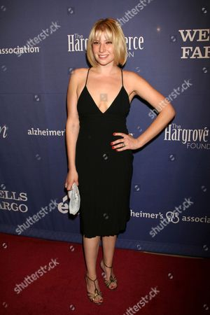 Editorial picture of The Alzheimer's Association's 15th Annual Night at Sardi's fundraiser and awards dinner, Beverly Hilton Hotel, Beverly Hills, Los Angeles, America - 07 Mar 2007