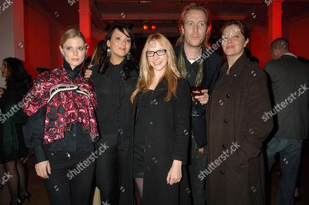 Emilia Fox, Martine McCutcheon, Natalie Press, Rhys Ifans and Greta Scacchi