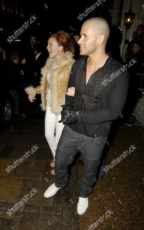 Editorial picture of Natasha Hamilton at the Funky Buddha club, London, Britain  - 08 Mar 2007