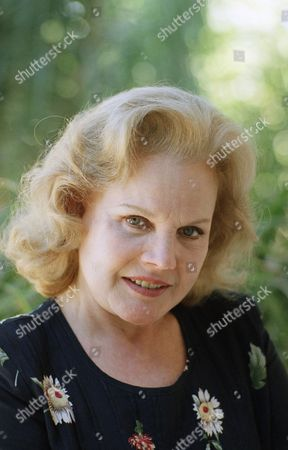 Carroll Baker Actress Carroll Baker poses for a photo at her apartment, in Los Angeles