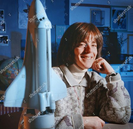 BARBARA MORGAN Elementary school teacher Barbara Morgan poses in her McCall, Idaho, classroom . Morgan was waiting on the ground at the launch site as a backup when teacher Christa McAuliffe died aboard the shuttle Challenger when it exploded in 1986