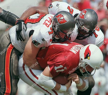 Editorial picture of CARDINALS BUCCANEERS, TAMPA, USA