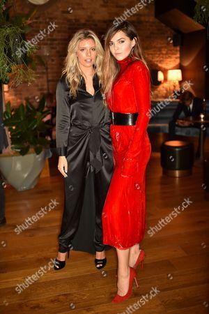 Natasha Oakley wearing Ralph Lauren and Doina Ciobanu
