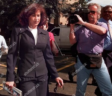"""PERHACH Vanessa Perhach leaves her Vienna, Va., home . Perhach, Marv Albert's former lover who won an assault conviction against him, revealed her name and wept as she told the New York Post, """"I don't want to see him in jail"""