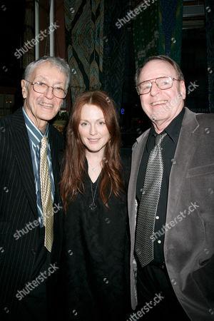 Editorial photo of Farley Granger's 'Include Me Out - My Life From Goldwyn To Broadway' book launch party, Jezebel Restaurant, New York, America - 12 Mar 2007