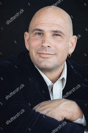 Editorial image of Nils Allen Stewart, Burbank, USA