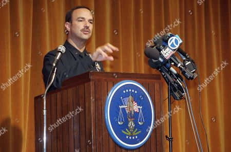 David Kalish Los Angeles Police Cmdr. David Kalish gestures during a news conference regarding the death of comedian and actor Phil Hartman at the department?s Parker Center in Los Angeles, . Ending five days of silence in the Hartman murder-suicide investigation, police released the 911 call made by longtime friend Ron Douglas. Hartman?s wife, Brynn, confessed to Douglas that she killed the ?News Radio? star, but Douglas didn?t believe the distraught woman until he arrived at the couple?s home and found the comic?s body, police said