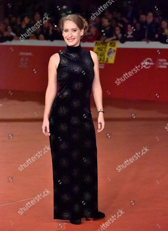 Editorial picture of 'Florence Forster Jenkins' premiere, Rome Film Festival, Italy - 20 Oct 2016