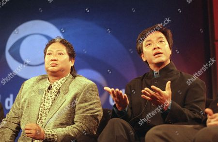 Sammo Hung, Stanley Tong Sammo Hung, left, and Stanley Tong, both from Hong Kong, discuss their upcoming CBS television show ?Martial Law,? during the annual Television Critics Association summer meeting in Pasadena, California