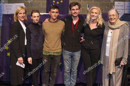 Juliet Stevenson, Carey Mulligan, Joe Robertson, Joe Murphy, Joely Richardson and Vanessa Redgrave