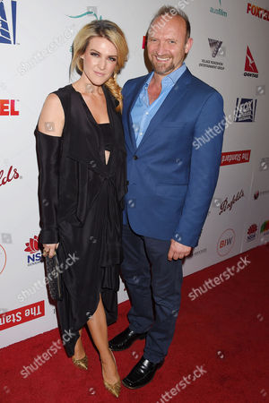 Editorial image of Australians in Film Gala, Arrivals, Los Angeles, USA - 19 Oct 2016