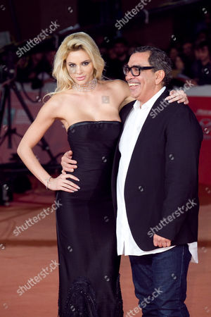Ria Antoniou and Guillermo Mariotto