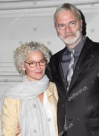 Stock Picture of Amy Irving, Kenneth Bowser