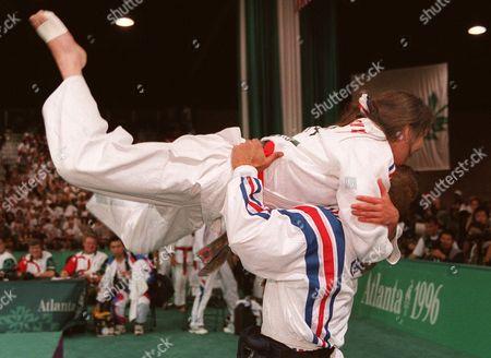Editorial image of 1996 Summer Olympics, ATLANTA, USA