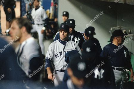 Editorial photo of Angels Yankees 1996, Anaheim, USA