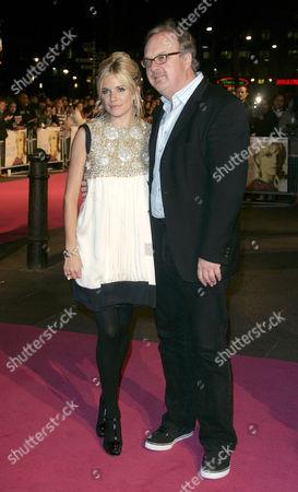 Sienna Miller and director George Hickenlooper