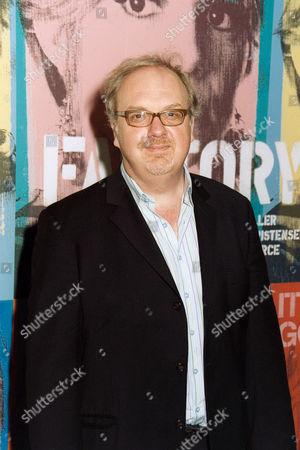 Director George Hickenlooper