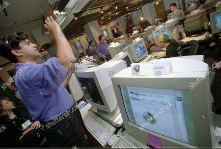Editorial photo of CC 24 HOURS INTERNET, SAN FRANCISCO, USA