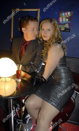 Joe Gordon and Nicole Faraday