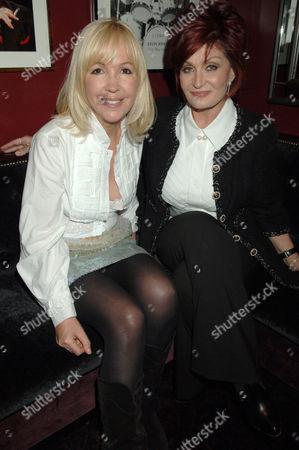 Sally Green and Sharon Osbourne