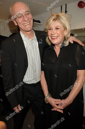 Marianne Faithfull and John Dunbar