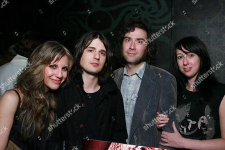 Allison Robertson, Taylor Locke, Blue & Stacy Peck