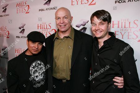 Editorial photo of Fox Atomic hosts a special event for 'The Hills Have Eyes II' film at Social Hollywood, Los Angeles, America - 20 Mar 2007