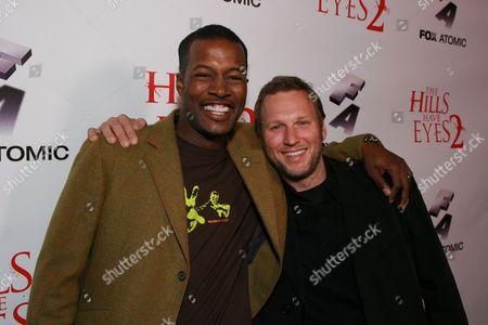 Flex Alexander and Martin Weisz