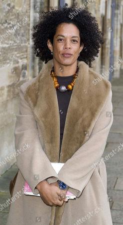 Author Aminatta Forna