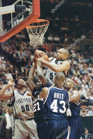 Editorial image of NCAA Southeast Kentucky '95, Tallahassee, USA