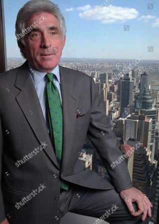 FORSTMAN Takeover artist Ted Forstmann poses in his office in New York. Forstmann, a longtime financier who counted the iconic baseball card company Topps and business jet company Gulfstream Aerospace among his buyouts, died, at the age of 71. The cause was brain cancer, according to a statement from sports agency IMG. Forstmann was the chairman and CEO of IMG and was the senior founding partner of the investment firm Forstmann Little & Co. Forstmann Little bought IMG in 2004