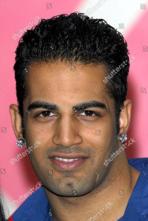 British born Indian actor Upen Patel
