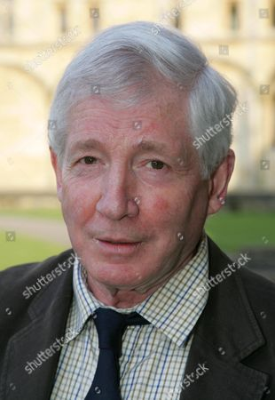 Stock Picture of Kevin Crossley-Holland talked about Gatty's Tale in the Newman Rooms