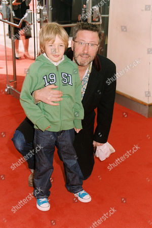 Rowland Rivron and son