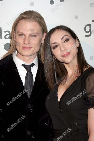 Jeffery Carlson and Eden Riegel