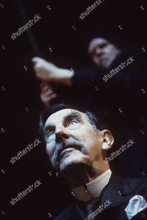 Stock Photo of John Wood and Michael Bryant