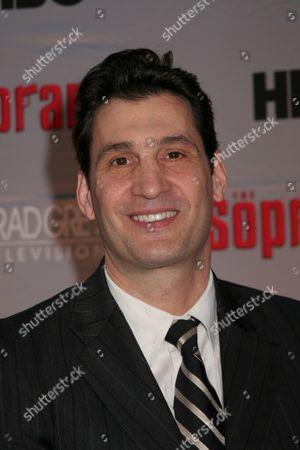 Editorial photo of HBO's 'The Sopranos' premiere, New York, America - 27 Mar 2007