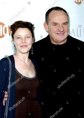 Lisa Giobbi and Paul Guilfoyle