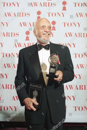 """Hal Prince, Harold Prince Harold Prince holds his Tony award at Broadway's Minskoff Theater in New York, . Prince won the best director in a musical for """"Show Boat,"""" the lavish production of the landmark Jerome Kern-Oscar Hammerstein II musical"""