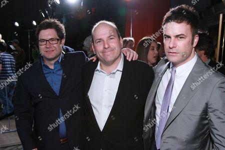 Co-Dir. Josh Gordon, Producer John Jacobs & Co-Dir. Will Speck