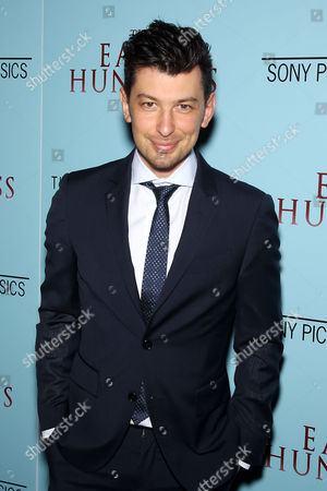 """Editorial image of Sony Pictures Classics and The Cinema Society host a screening of """"The Eagle Huntress"""", New York, USA - 20 Oct 2016"""